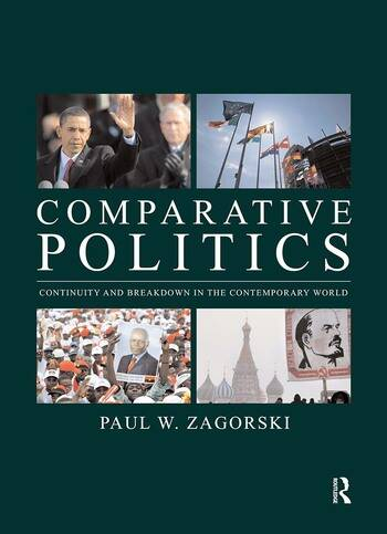 Comparative Politics Continuity and Breakdown in the Contemporary World book cover