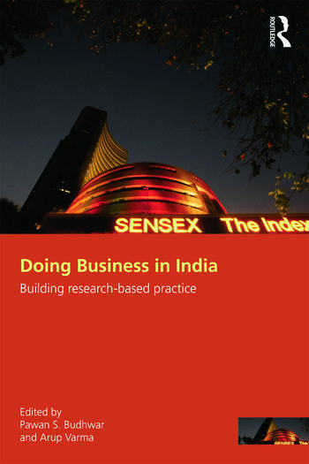 Doing Business in India book cover