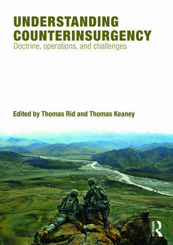 Understanding Counterinsurgency Doctrine, operations, and challenges book cover