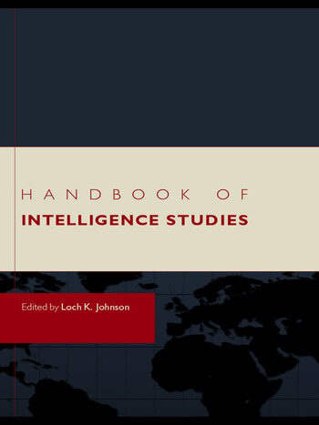 Handbook of Intelligence Studies book cover