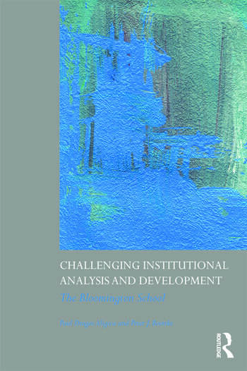 Challenging Institutional Analysis and Development The Bloomington School book cover