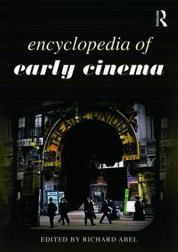 Encyclopedia of Early Cinema book cover