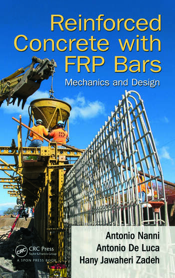Reinforced Concrete with FRP Bars Mechanics and Design book cover