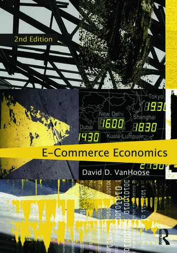 eCommerce Economics book cover