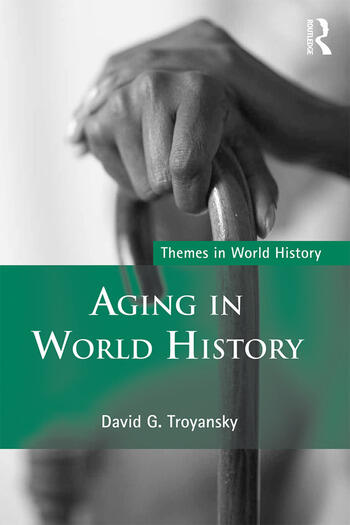 Aging in World History book cover