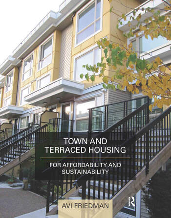 Town and Terraced Housing For Affordability and Sustainability book cover