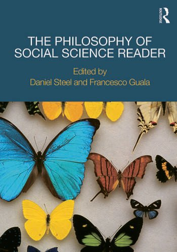 The Philosophy of Social Science Reader book cover