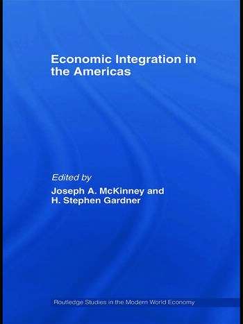 Economic Integration in the Americas book cover