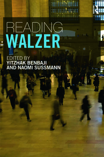 Reading Walzer book cover