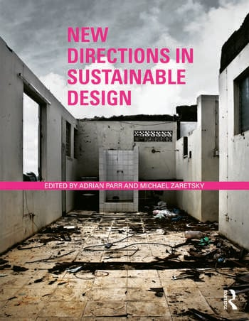 New Directions in Sustainable Design book cover