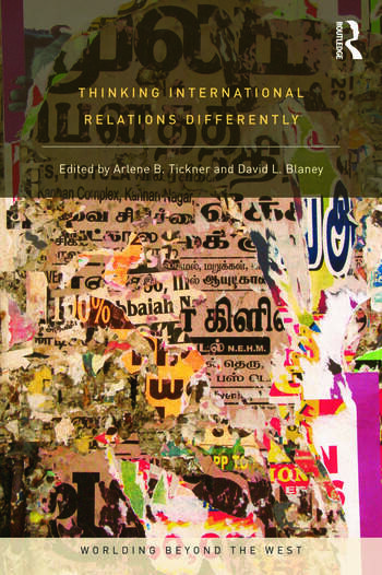 Thinking International Relations Differently book cover