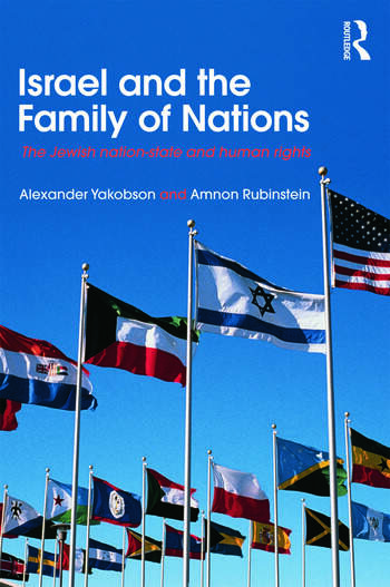 Israel and the Family of Nations The Jewish Nation-State and Human Rights book cover