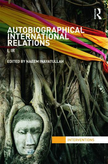 Autobiographical International Relations I, IR book cover