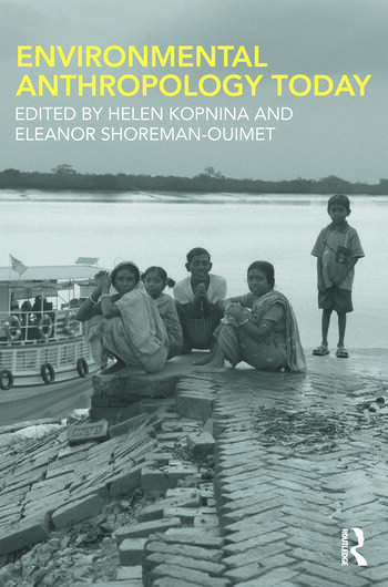 Environmental Anthropology Today book cover