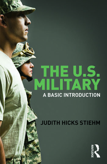 The US Military A Basic Introduction book cover