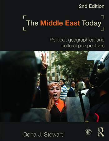 The Middle East Today Political, Geographical and Cultural Perspectives book cover