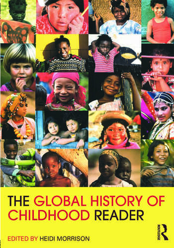 The Global History of Childhood Reader book cover