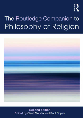 Routledge Companion to Philosophy of Religion book cover