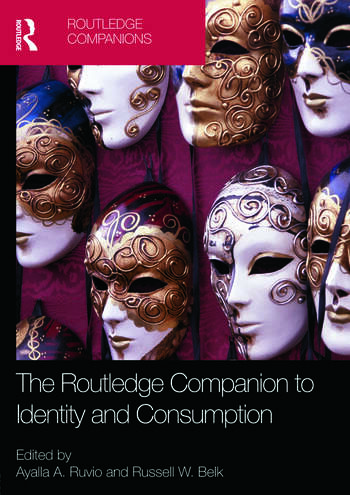 The Routledge Companion to Identity and Consumption book cover