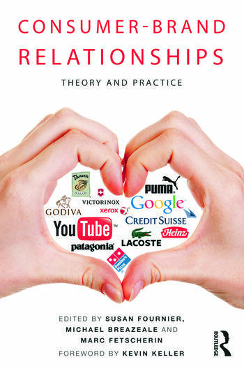 Consumer-Brand Relationships Theory and Practice book cover