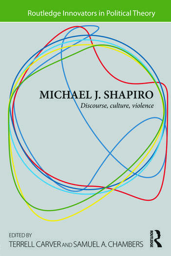 Michael J. Shapiro Discourse, Culture, Violence book cover
