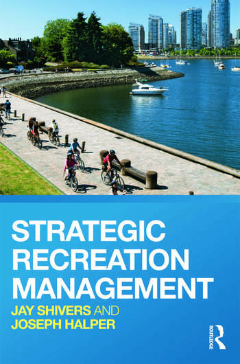 Strategic Recreation Management book cover