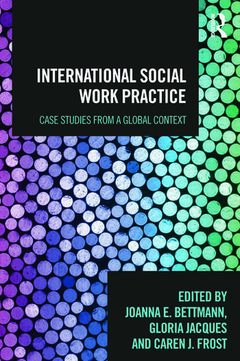 International Social Work Practice Case Studies from a Global Context book cover
