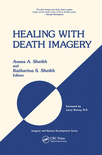 Healing with Death Imagery book cover