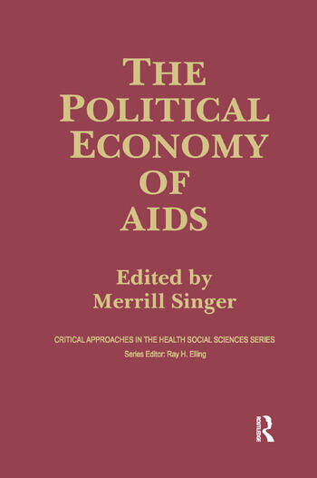 The Political Economy of AIDS book cover
