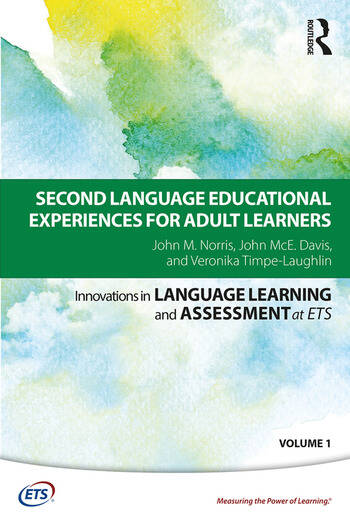 Second Language Educational Experiences for Adult Learners book cover