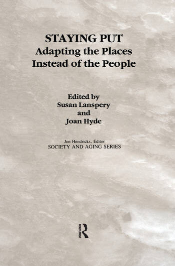 Staying Put Adapting the Places Instead of the People book cover