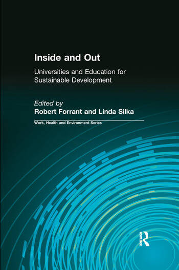 Inside and Out Universities and Education for Sustainable Development book cover
