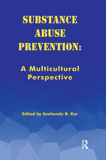 Substance Abuse Prevention A Multicultural Perspective book cover