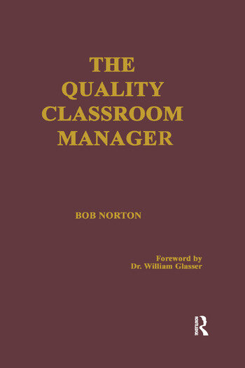 The Quality Classroom Manager book cover