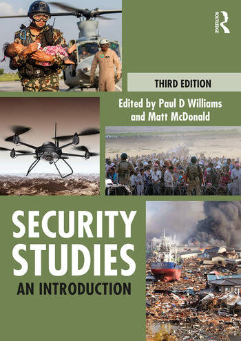 Security Studies An Introduction book cover