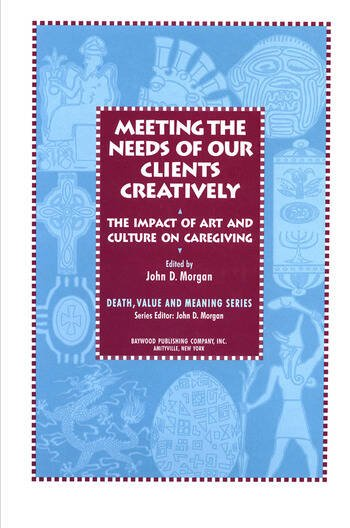 The Impact of Art and Culture on Caregiving The Impact of Art and Culture on Caregiving book cover