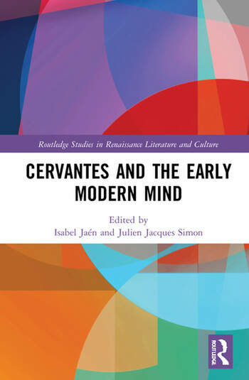 Cervantes and the Early Modern Mind book cover
