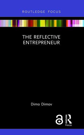 The Reflective Entrepreneur book cover