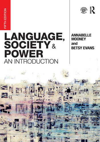 Language, Society and Power An Introduction book cover
