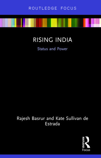 Rising India Status and Power book cover