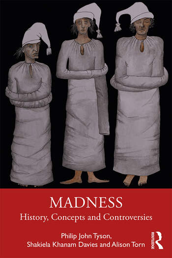 Madness History, Concepts and Controversies book cover