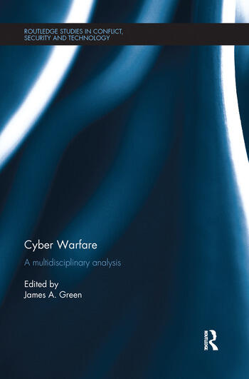 Cyber Warfare A Multidisciplinary Analysis book cover