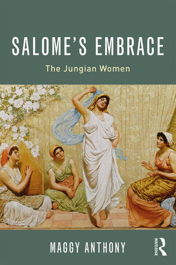 Salome's Embrace The Jungian Women book cover
