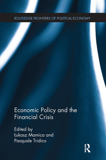 Economic Policy and the Financial Crisis book cover