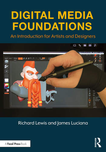 Digital Media Foundations An Introduction for Artists and Designers book cover