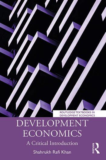 Development Economics A Critical Introduction book cover