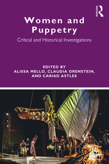 Women and Puppetry Critical and Historical Investigations book cover