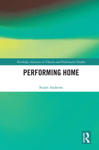 Performing Home book cover