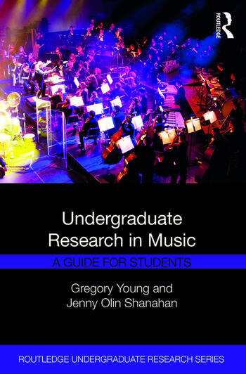 Undergraduate Research in Music A Guide for Students book cover