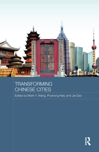 Transforming Chinese Cities book cover
